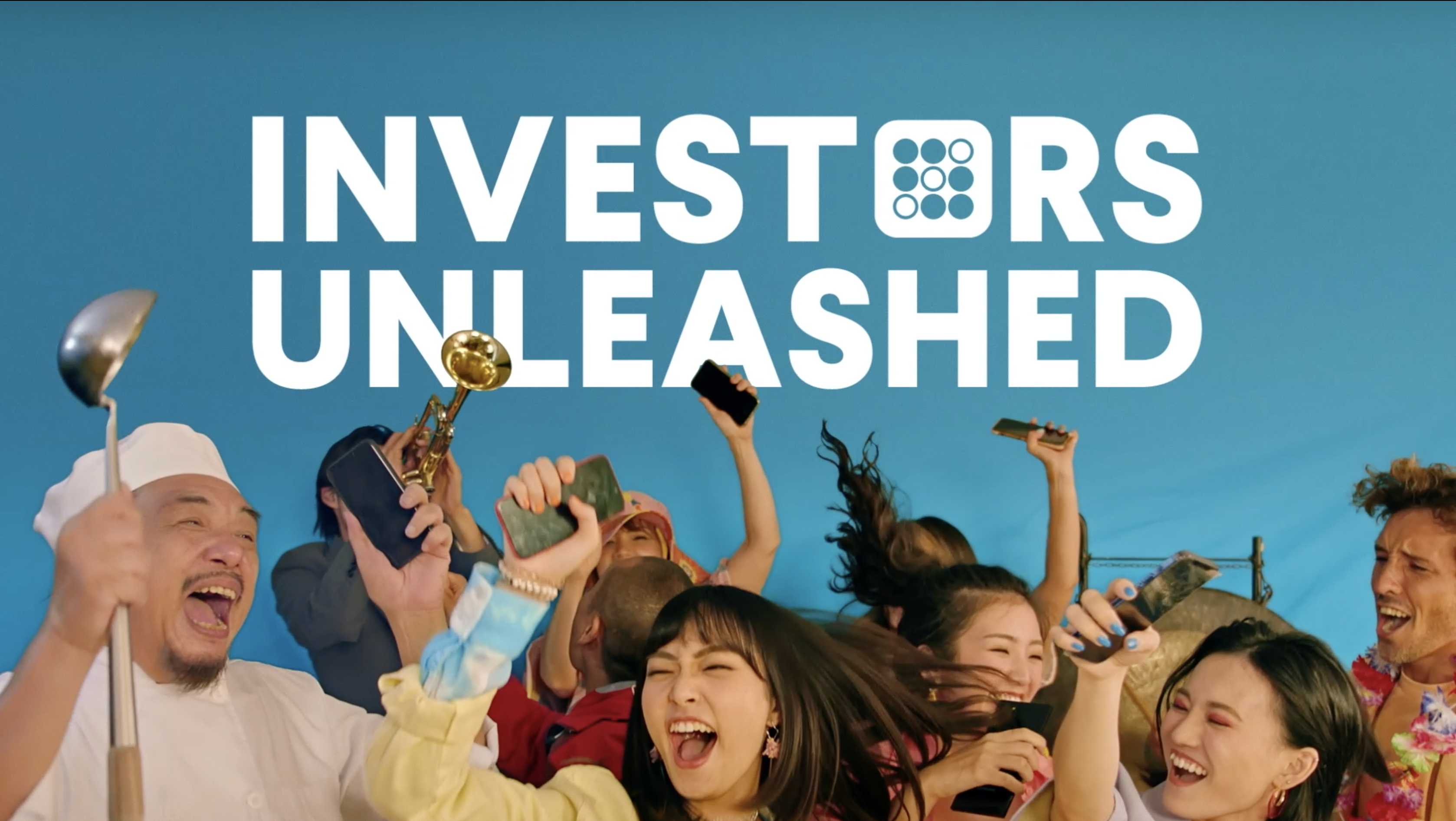 #InvestorsUnleashed – SoFi新廣告登場啦