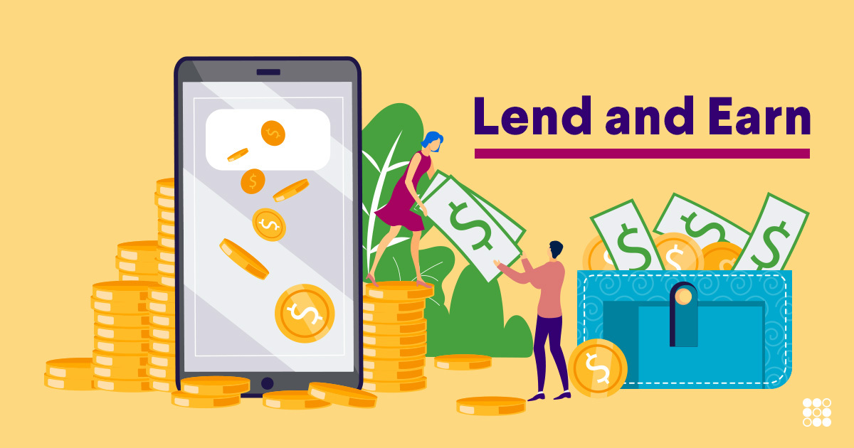 什麼是證券借貸?在SoFi Hong Kong被稱為Lend and Earn
