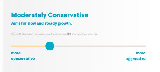 選擇您的投資策略。
